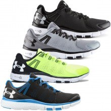 Under Armour Mens UA Micro G Limitless Trainers