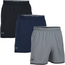 "Under Armour  Mens UA Qualifier 5"" Woven Shorts"