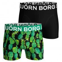 Bjorn Borg 2019 BB LA Pineapple 2 Pack Mens Boxers