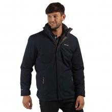 Regatta Mens Thornbridge Waterproof Jacket - Navy  M