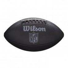 Wilson 2019 NFL Jet Black Junior Unisex American Football