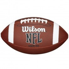 Wilson 2018 Junior NFL JR Bin XB American Football - Mini Size