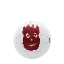 Wilson Castaway 'Mr Wilson' Mini Volleyball - White  Mini Size
