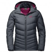Jack Wolfskin Womens 2018 Selenium Down Insulated Jacket
