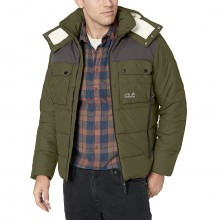 Jack Wolfskin Mens High Range Jacket