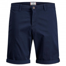 Jack & Jones 2021 Bowie Solid Stretch Fabric Slim Fit Chino Mens Shorts