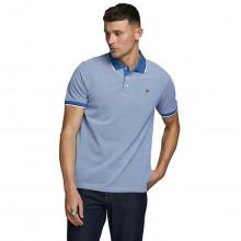 Jack & Jones 2021 Pique Regular Fit Textured Short Sleeve Mens Polo Shirt