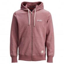 Jack & Jones 2021 Recycled Polyester Blend Sweater Full Zip Mens Hoody