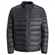 Jack & Jones 2021 JJEace Puffer Collar High Neck Regular Fit Mens Jacket