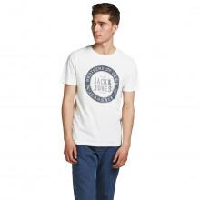 Jack & Jones 2021 Slim Fit Chest Logo Soft Feel Breathable Mens T-Shirt