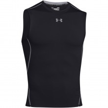 Under Armour Mens HeatGear Armour Compression Sleeveless T Shirt