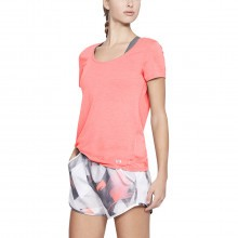 Under Armour Womens UA Streaker Shortsleeve T Shirt