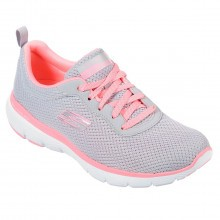 Skechers Flex Appeal 3.0 First Insight Womens Trainers