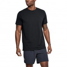 Under Armour Mens Run Back Graphic SS T Shirt