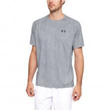Under Armour Mens UA Tech SS Printed T-Shirt