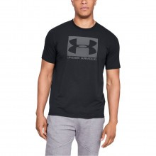 Under Armour Mens UA Boxed Sportstyle T-Shirt