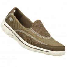 Skechers Womens GO WALK 2 Slip On Walking Shoes Running Sports Gym Trainers