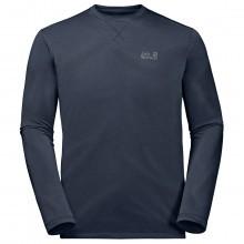 Jack Wolfskin  Mens Crosstail Long Sleeve T shirt