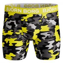 Bjorn Borg 2019 BB LA Wild Camo Mens Boxers