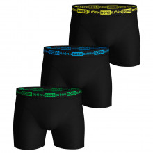 Bjorn Borg 2020 Seasonal Neon Sammy Shorts Microfiber Medium Leg Mens Boxers