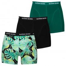 Bjorn Borg 2020 LA Garden Sammy 3 Pack Comfort Cotton Mens Boxers