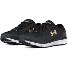 Under Armour Mens UA Charged Bandit 3 Ombre Trainers