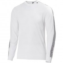 Helly Hansen Mens HH Dry Stripe Crew Base Layer