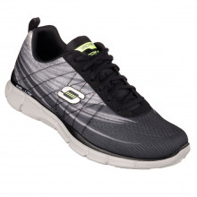 Skechers Mens Equalizer Split Up Trainers