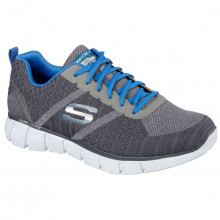 Skechers Mens Equalizer 2.0 True Balance Memory Trainers