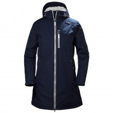 Helly Hansen Womens 2018 Long Belfast Winter Jacket
