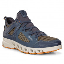 Ecco Multi-Vent M Waterproof Breathable Durable Sport Mens Trainers