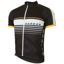 Dare 2b Mens Full Zip Mettle Cycle Jersey