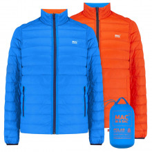 Mac In A Sac Polar Down Reversible Lightweight Packable Unisex Jacket