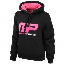 MusclePharm Womens Pullover Hoodie