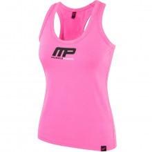 MusclePharm Womens Printed Vest Sleeveless T Shirt