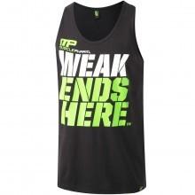 MusclePharm Mens Printed Vest Sleeveless T Shirt