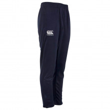 Canterbury Stretch Tapered Polyknit Lightweight Rugby Mens Joggers