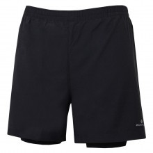 """Ronhill Mens Stride Twin 5"""" Shorts"""