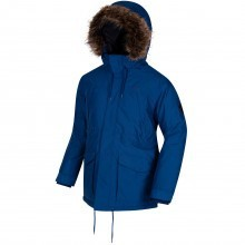 Regatta Mens Alarik Insulated Parka Jacket