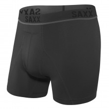 SAXX Kinetic HD Wicking 4 Way Stretch Performance Mens Boxer Briefs