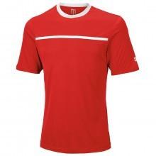 Wilson Tennis Mens Team Crew T Shirt