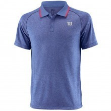 Wilson Sport Mens Core Polo Shirt