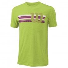 Wilson Mens Stripe W Tech T Shirt