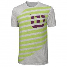 Wilson Mens Lined W Tech T Shirt