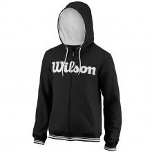 Wilson Sport Mens Team Script FZ Hoody
