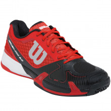 Wilson Mens Rush Pro 2.0 Tennis Shoes Court Trainers