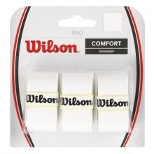 Wilson Pro Overgrip for Rackets 3 Pack Tennis Badminton