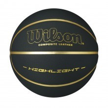 Wilson 2018 Highlight 295 Logo Basketball - Official Size