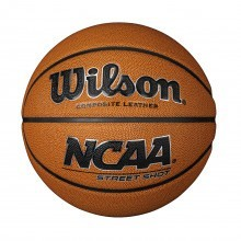 Wilson 2018 Off Street Shot Bulk Basketball - Official Size
