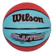 Wilson Rubber Clutch Basketball - Official Size